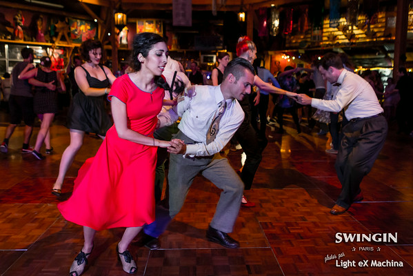Swingin Paris Festival   © Light eX Machina, 2014 / All rights reserved