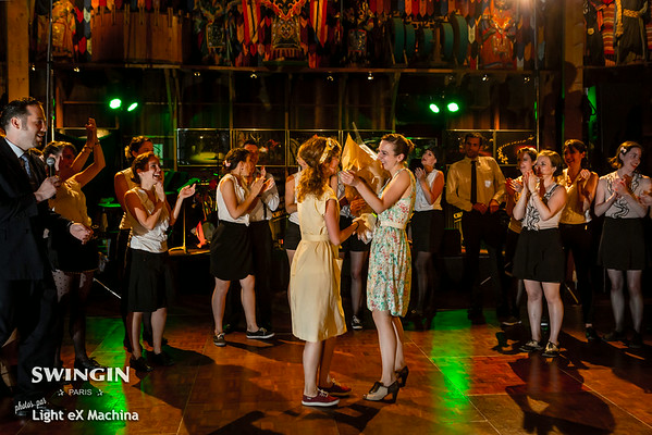 Swingin Paris Festival - friday night  © Light eX Machina, 2014 / All rights reserved