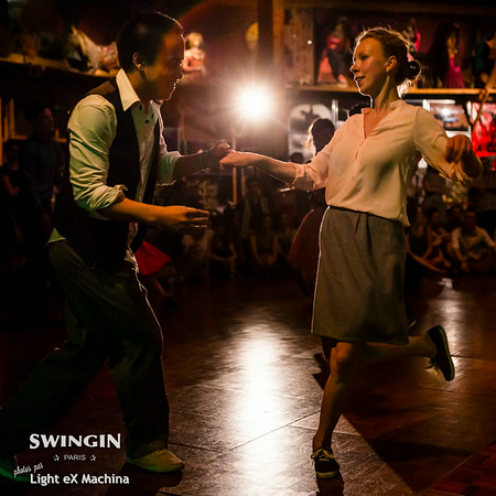 Swingin Paris Festival - friday night - stricly prelims  © Light eX Machina, 2014 / All rights reserved
