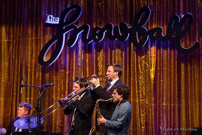 Gordon Webster band