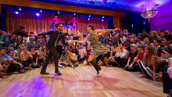 ✰ Dance is Life serie ✰ The Snowball 2016, Lindy Hop Jam :D     All pics of the event ☞ http://www.lightexmachina.com/Event/The-Snowball-2016  Feel free to share on Facebook with the author's credit and no crop, for non promotional and non commercial use. © Light eX Machina 2016, all other rights reserved.