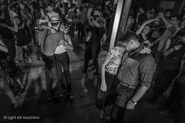 Swing Shouters au Grand Bal Swing de la Bellevilloise par BrotherSwing  - Photos utilisables librement sur Facebook uniquement en utilisant la fonction « Partage » et hors usage promotionnel ou commercial. - Pour toute autre utilisation, me contacter.  © Light eX Machina, 2015. Tous droits réservés.