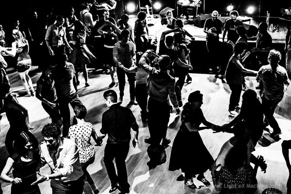Bal Swing'In Paris