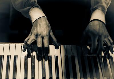 Les mains du pianiste / Bellevilloise - Grand Bal Swing