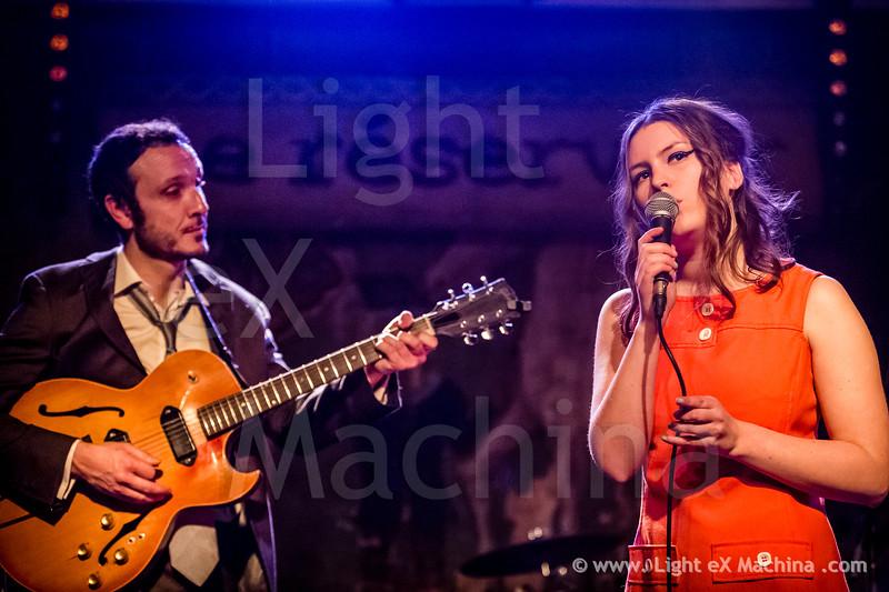 Ellen Birath Band, Le Réservoir - © Light eX Machina, 2014. Tous droits réservés.