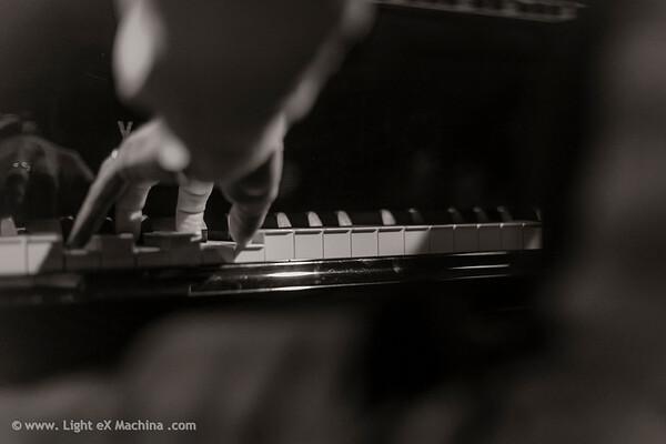 Snowball 2013 - Gordon Webster band