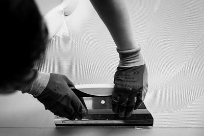 Artistik Bostik : un regard sur le savoir, le geste, la technicité  Gamme de produit Bostik Wall & Floor © 2020 Alexandre - LIGHT EX MACHINA / Bostik, Tous droits réservés.