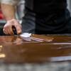 Marc Pignot, Maître artisan chocolatier, Paris XVII - Crédit photo Light eX Machina © 2017, tous droits réservés.