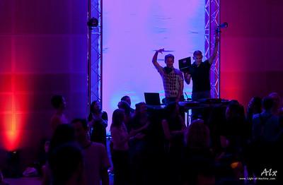 DJs battle : Dr Jazz and Jamie