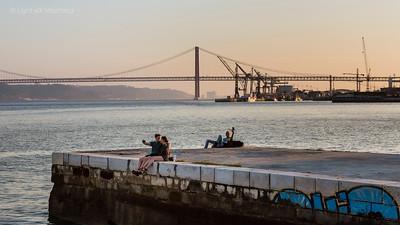Lisbon's selfies