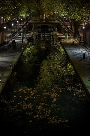 Canopée canal