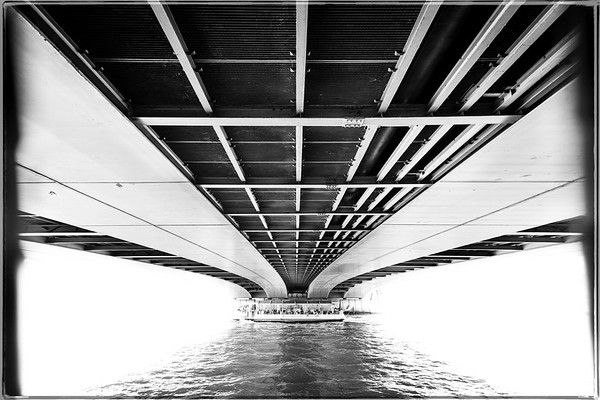 Le pont bateau