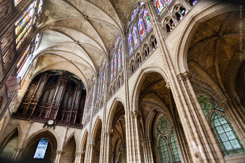 Baslique Saint-Denis