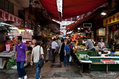 Hong Kong, a popular market