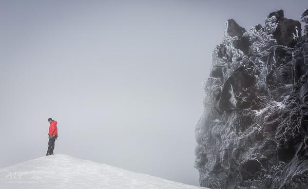 The beast of Snæfellsjökull