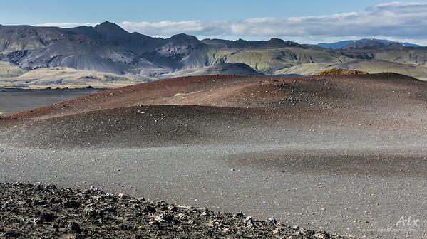Desert of stones, Emstrur