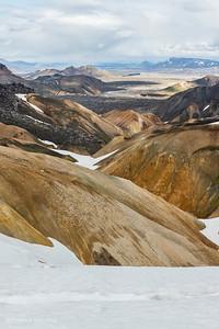 Landmannlaugar's Colors - Iceland