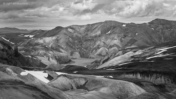 Landmannlaugar's Shades - Iceland
