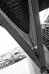 Ponts et droites