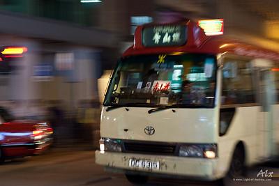 Light bus is always active