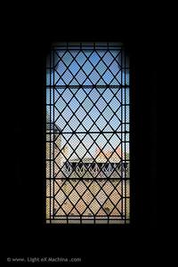 La fenêtre, Carcassonne