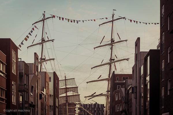Sailors antennas