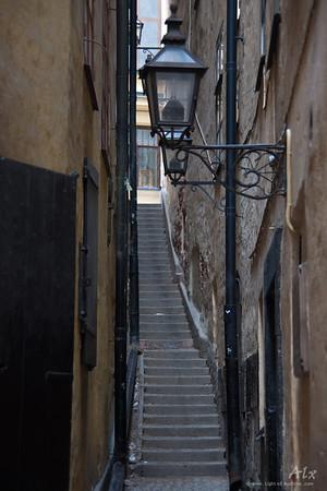 L'appel de l'escalier