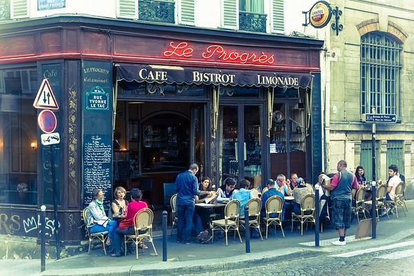 Bistrot parisien