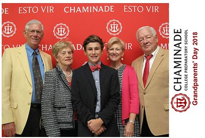 Chaminade Grandparents day 2018
