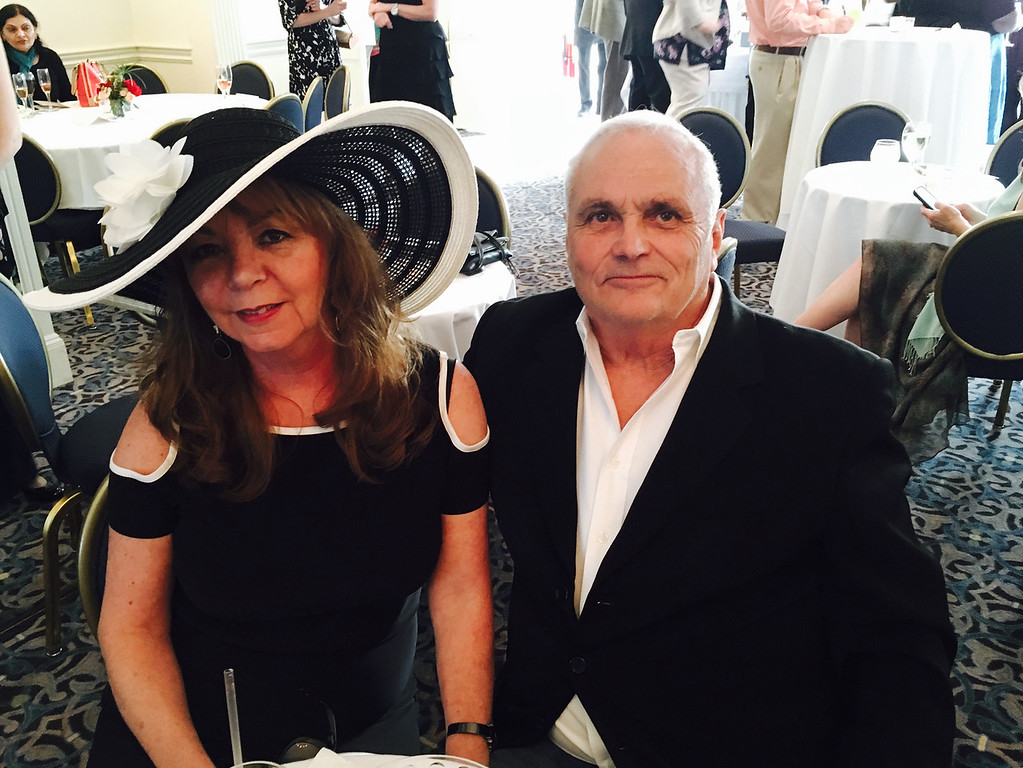 . Sherry and Allen Hubbard of Tewksbury