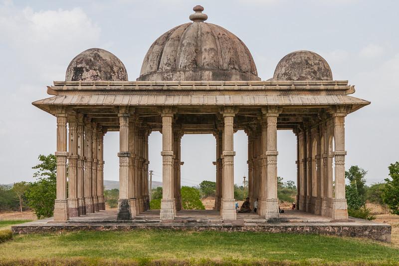 Kevada Masjid at Champaner, Gujarat, India