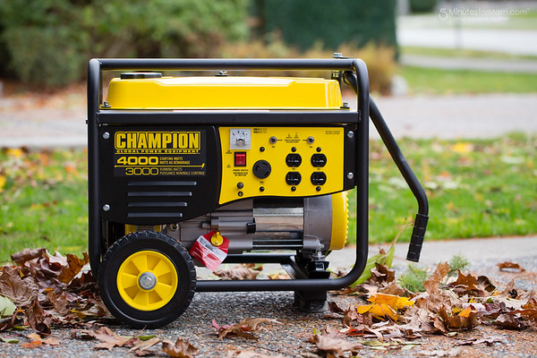 Champion Generator WEB