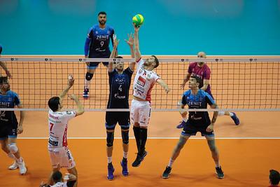 Zenit Kazan 1 - Cucine Lube Civitanova 3 CEV Champions League Volley 2019 Max-Schmeling-Halle Berlin, 18/05/2019