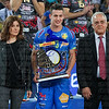 DHL 2017 CEV Volleyball Champions League Final Four - Men Awarding Ceremony PalaLottomatica - Roma - 30 aprile 2017