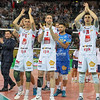 Cucine Lube Civitanova 3 - Berlin Recycling Volleys 1 Finale 3 posto DHL 2017 CEV Volleyball Champions League Final Four - Men PalaLottomatica - Roma - 30 aprile 2017