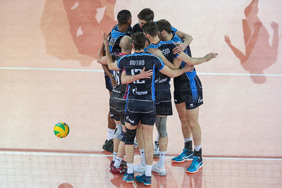 SIR Sicoma Colussi 0 - Zenit Kazan 3 Finale DHL 2017 CEV Volleyball Champions League Final Four - Men PalaLottomatica - Roma - 30 aprile 2017