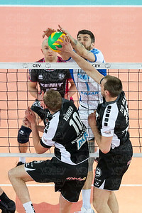 Zenit Kazan 3 - Berlin Recycling Volleys 0 DHL 2017 CEV Volleyball Champions League Final Four - Men PalaLottomatica - Roma - 29 aprile 2017