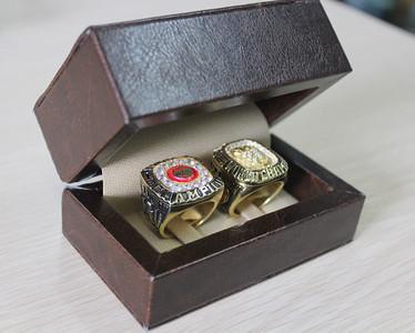 1995 houston rockets championship ring replica