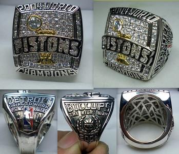2004 Detroit Pistons