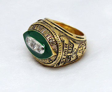 1967 Green Bay Packers super bowl ring II