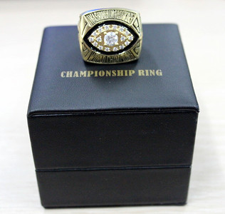 1982 Washington Redskins super bowl XVII championship rings