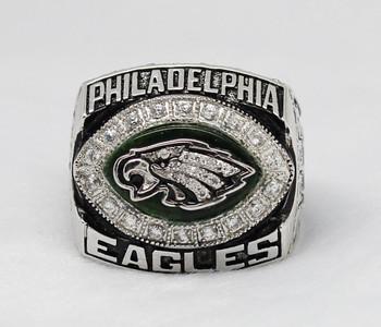 2004 NFC Philadelphia Eagles superbowl ring