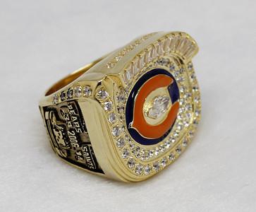2006 nfc Chicago bears superbowl ring