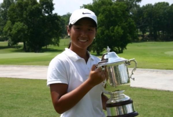2011 Champion Sarah Bae