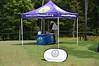 1st tee tent