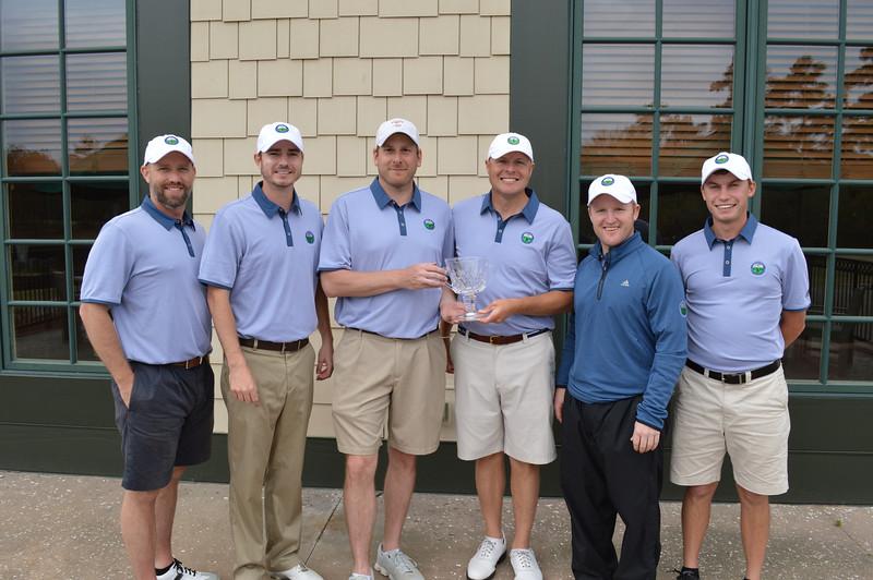 Victorious NC Amateur team