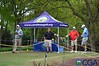 First tee tent