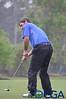 Tee Opperman with birdie putt to tie Britt on 54th hole