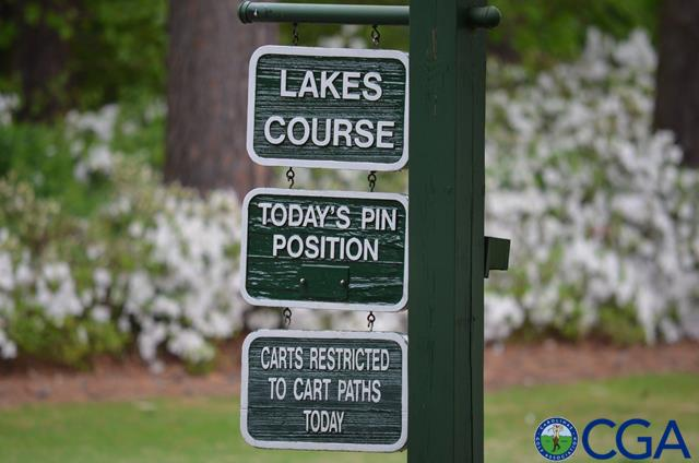 Lakes Course at North Ridge Country Club hosted the championship