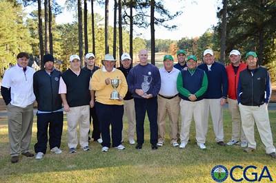 19th Carolinas Interclub Final Four